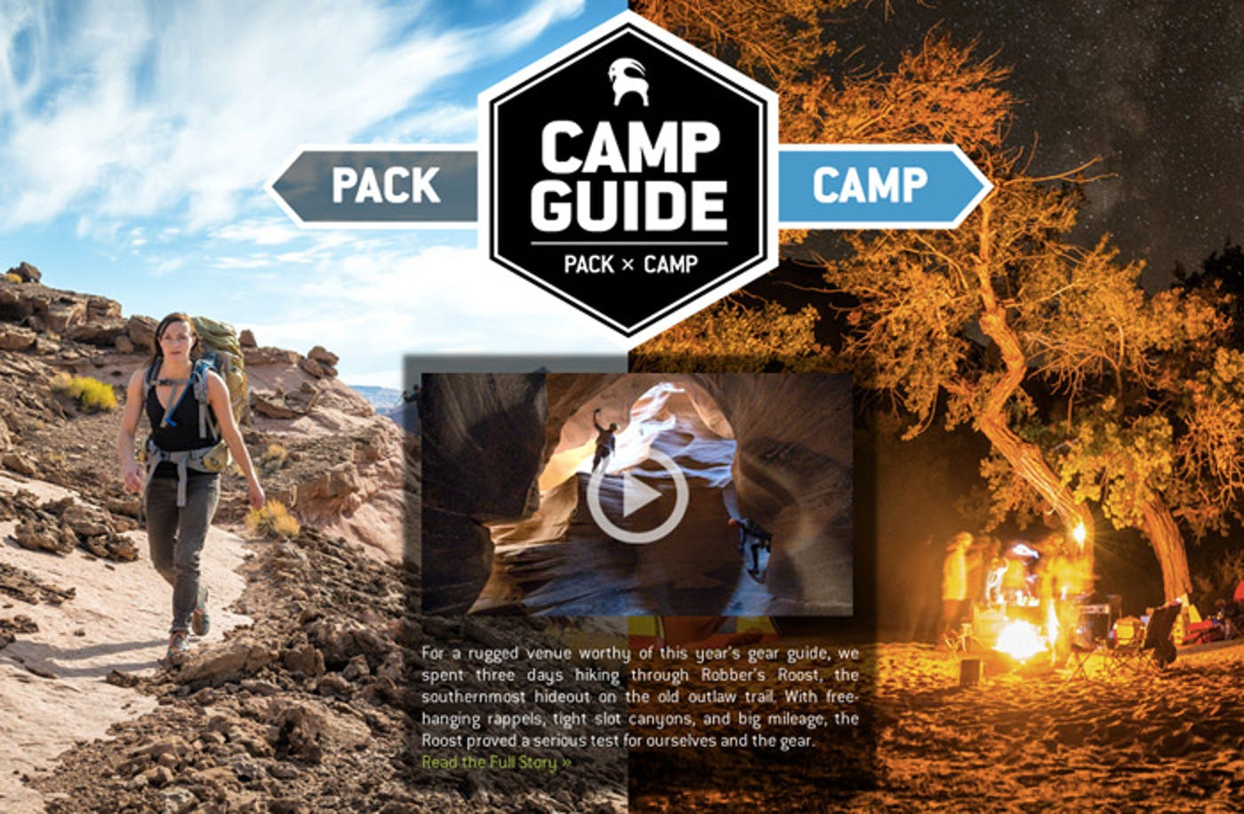 Backcountry Camp Guide