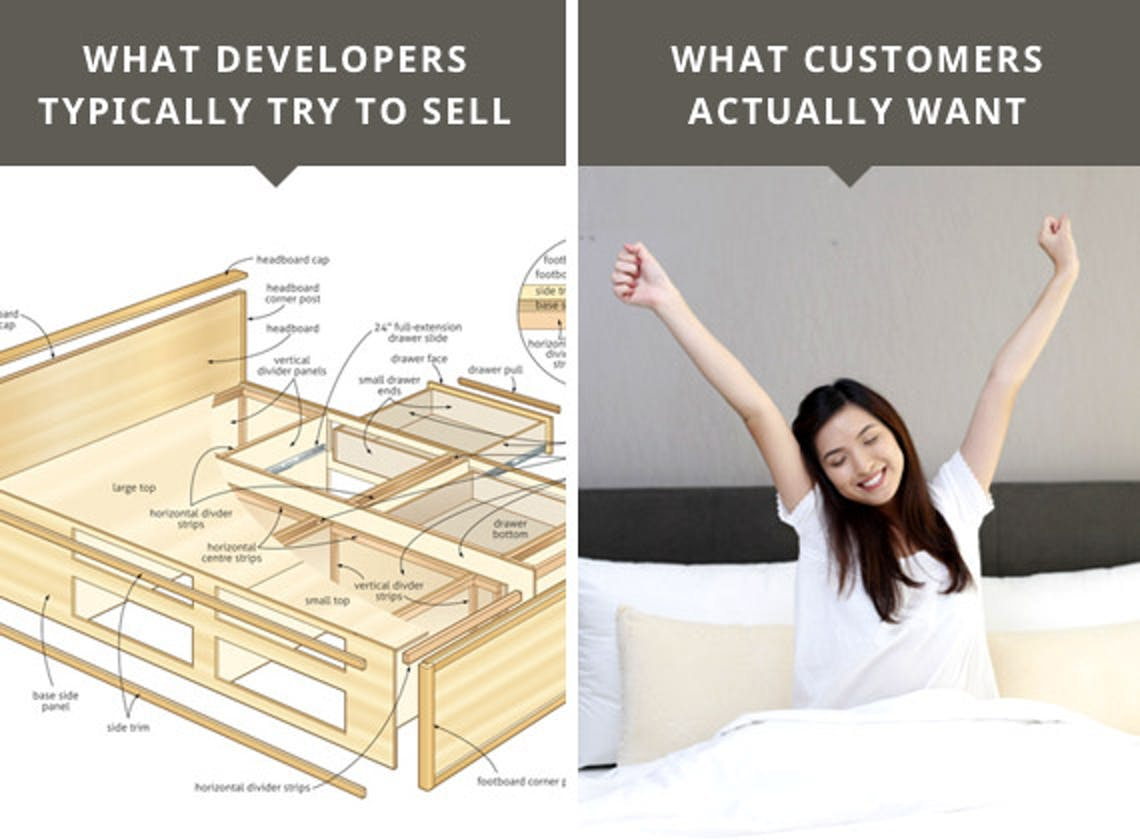 Developers vs. Customers