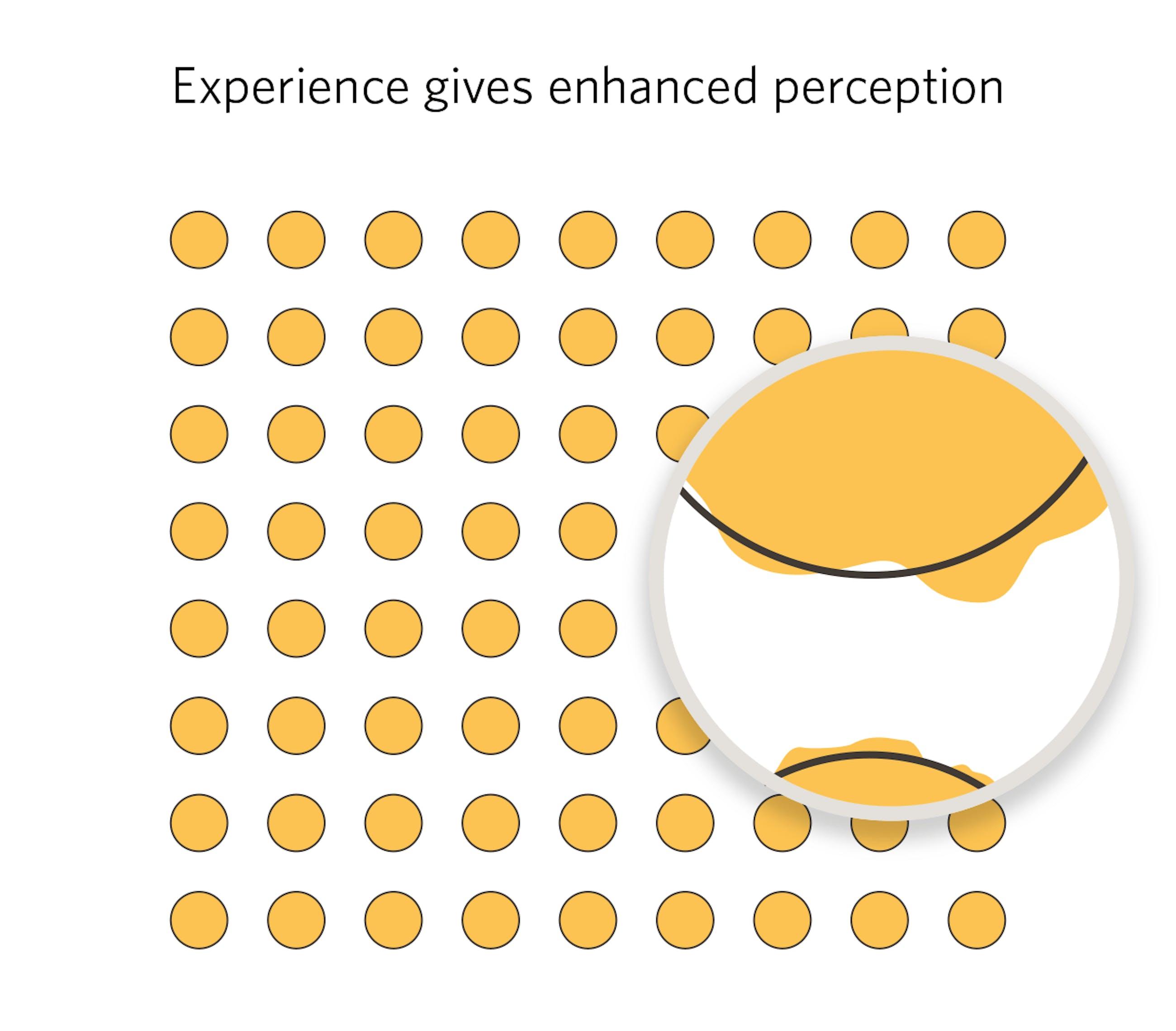 Enhanced perception