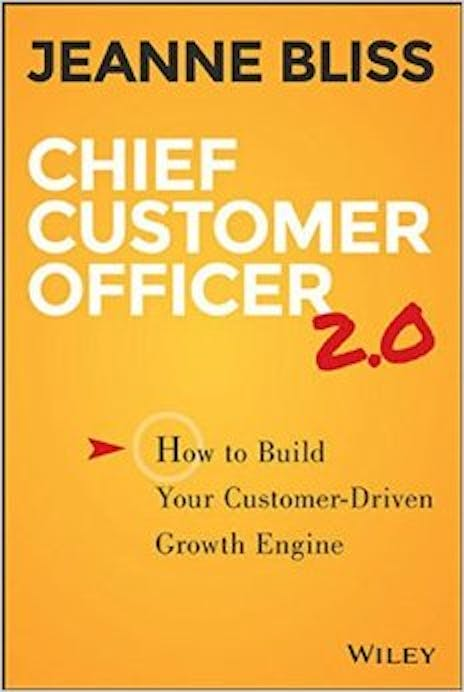 Chief Customer Officer 2.0 cover