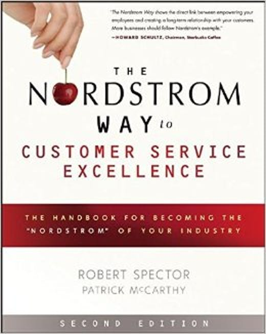 The Nordstrom Way cover