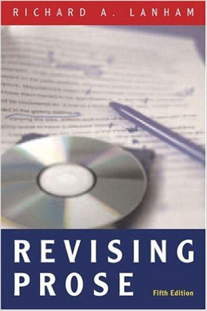 Revising Prose cover