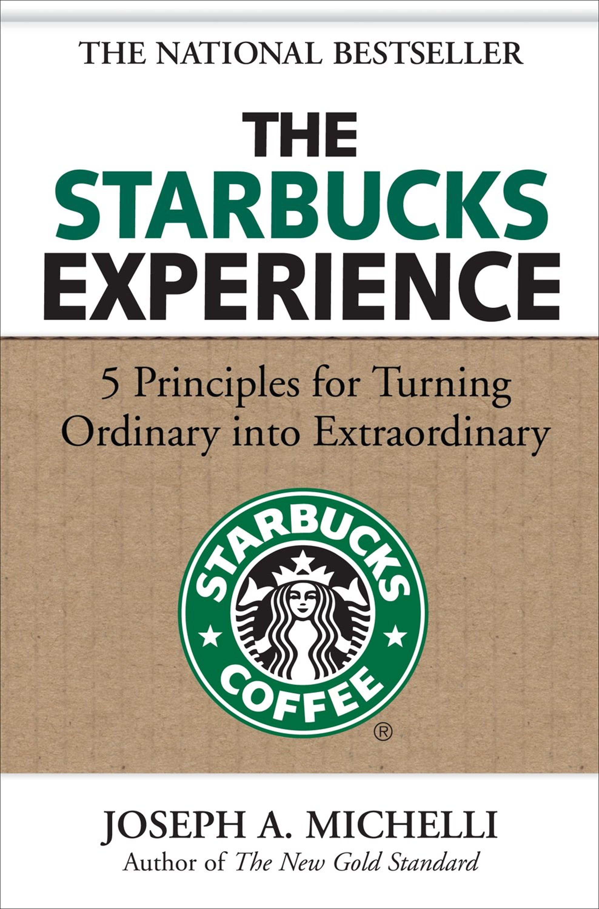 The Starbucks Experience cover