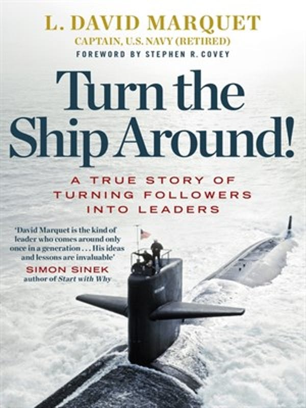 Turn the Ship Around cover