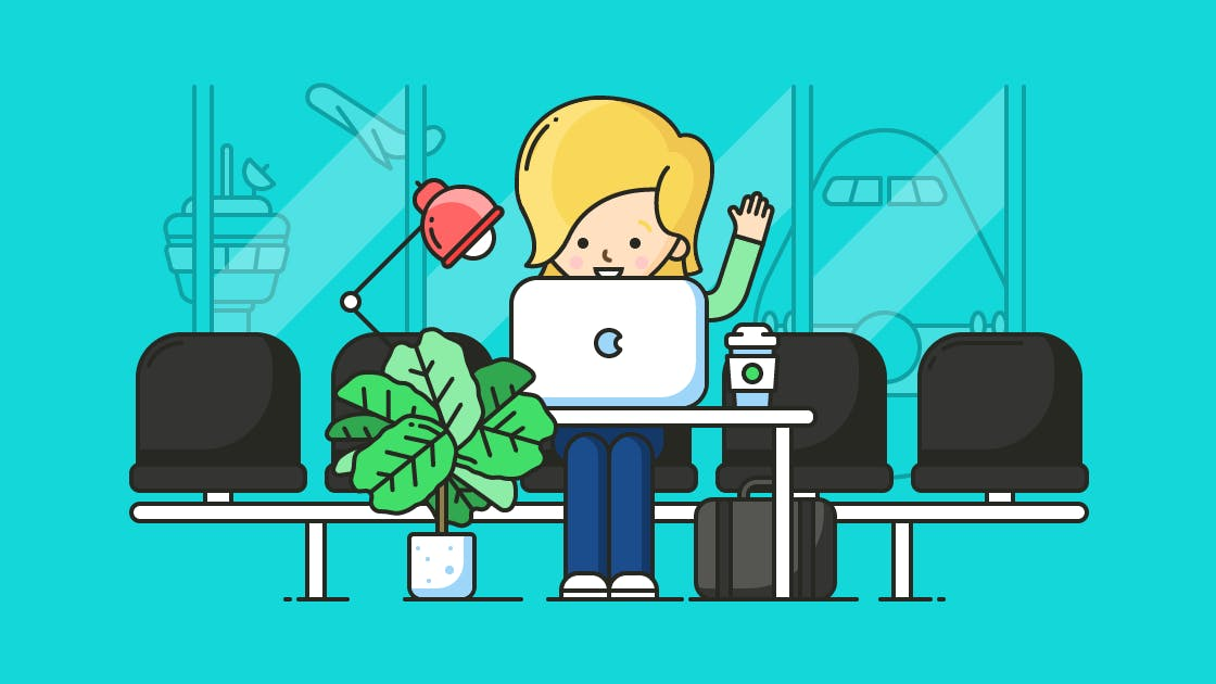 The Digital Nomad's Toolkit for Staying Productive