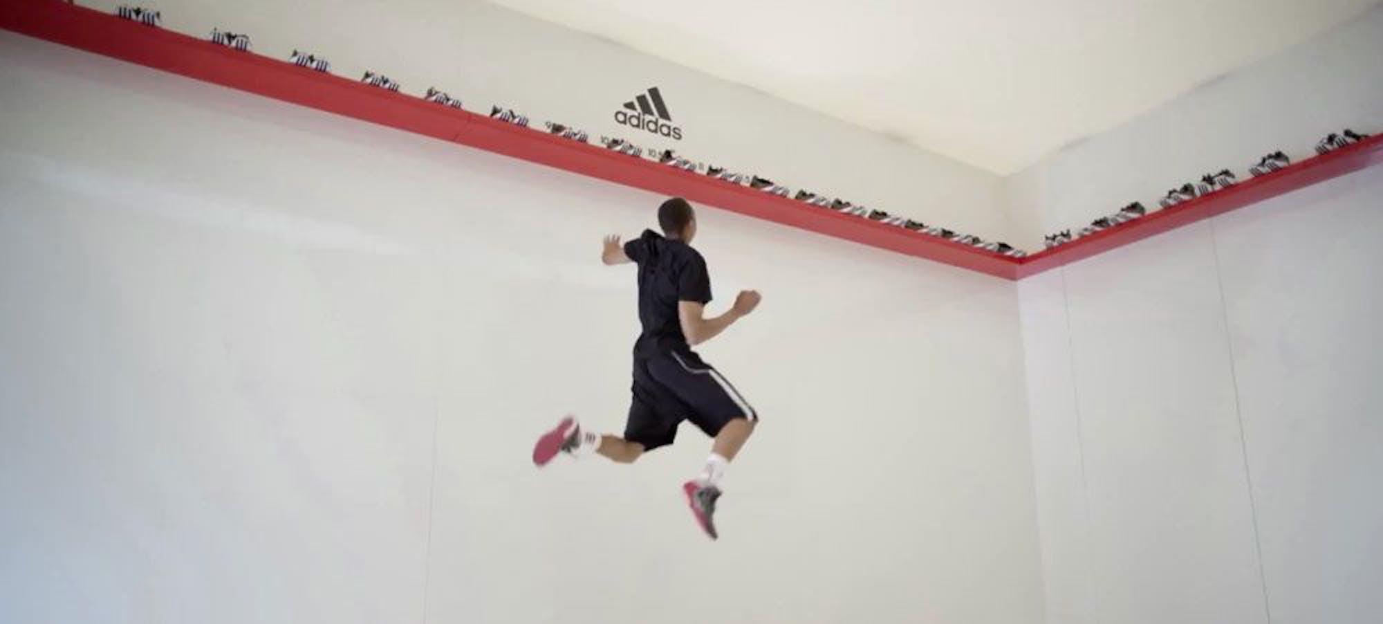 Derrick Rose - Adidas campaign
