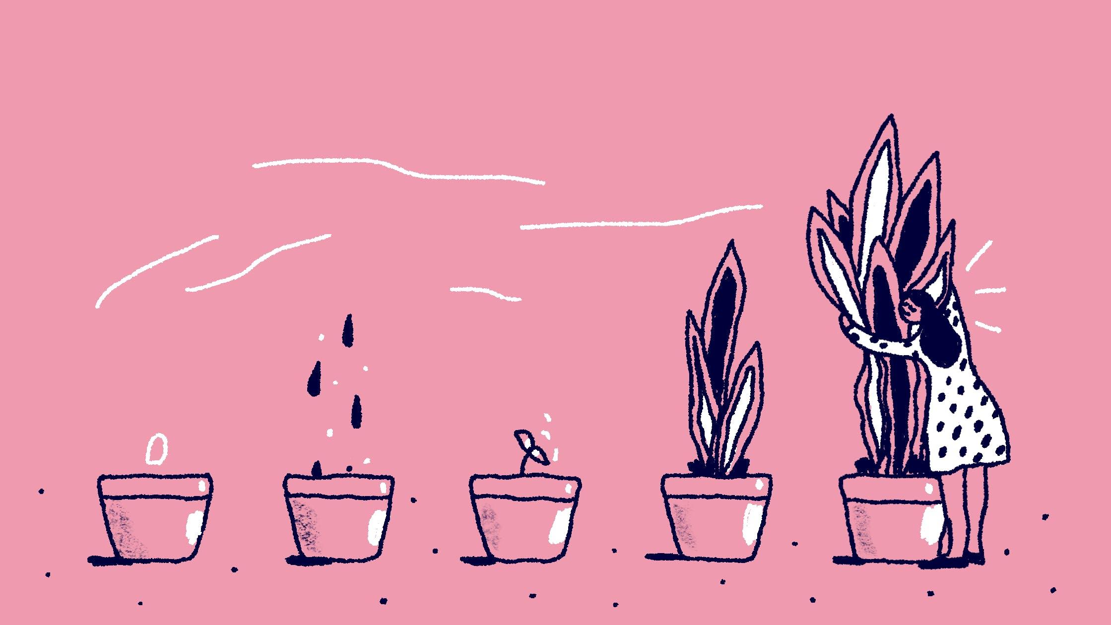 Illustration by Saskia Keultjes