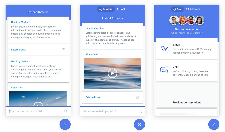 Beacon design update