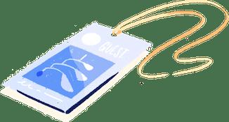 Illustration: Guest Pass