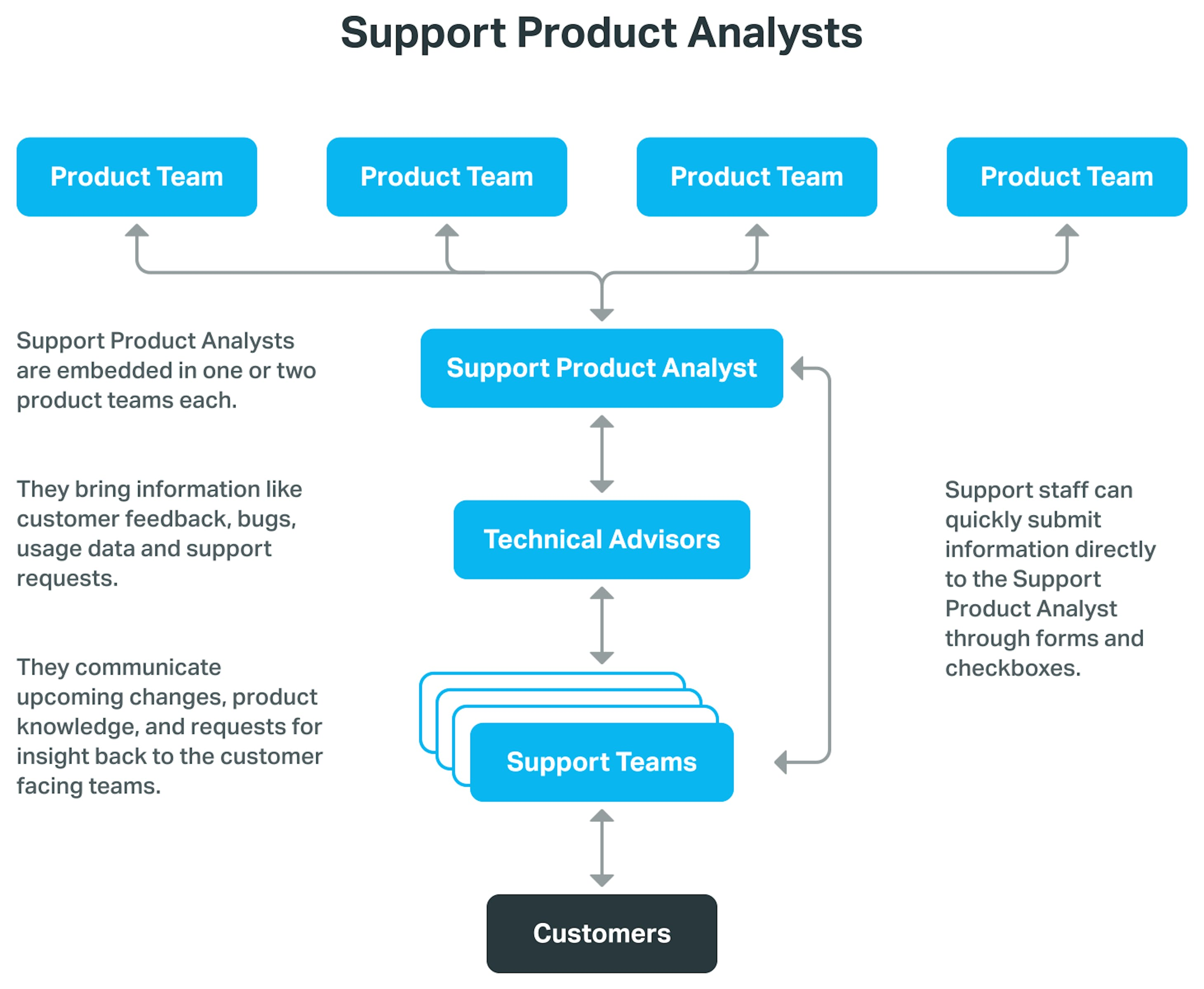 Support Product Analyst