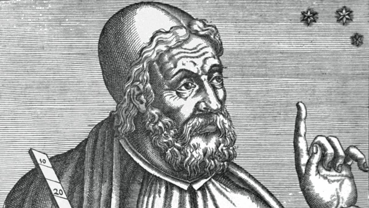 An illustration of Copernicus