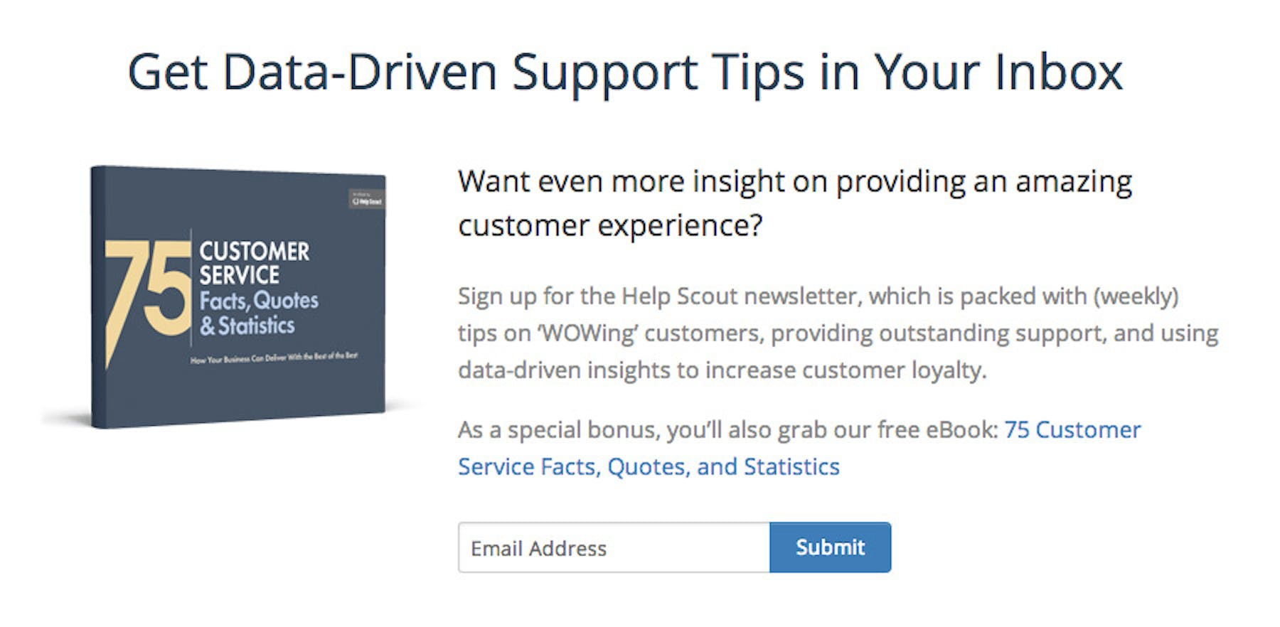 Help Scout Opt-In Box