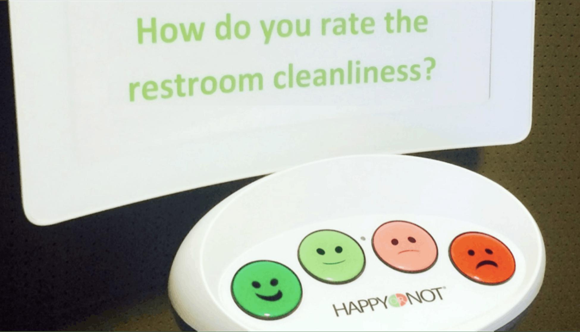 bathroom csat survey