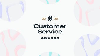 Announcing Help Scout's 2020 Customer Service Awards