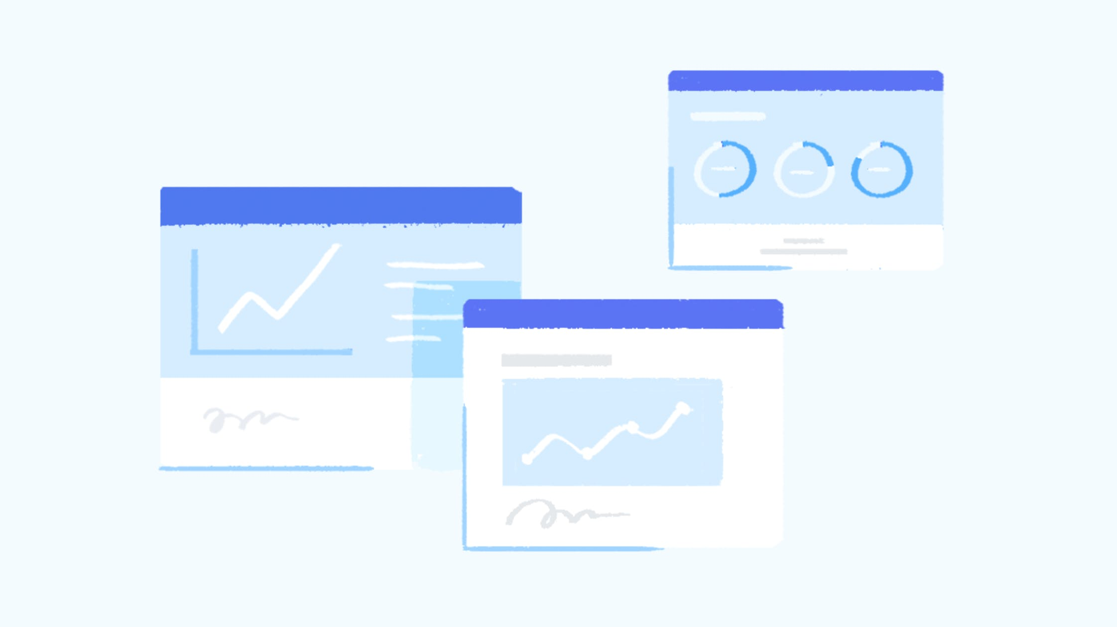 Illustration: 12 Key Customer Service Metrics + 4 Real Example Reports