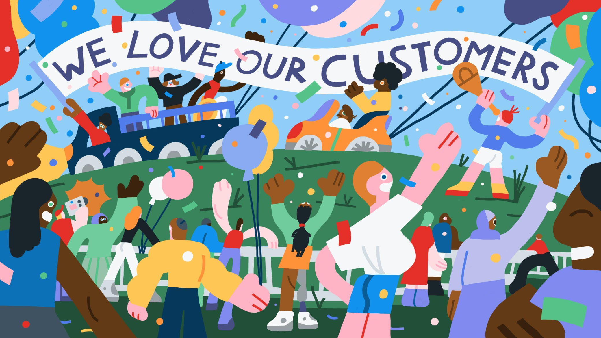 5 Examples of Customer Success Marketing for SaaS Teams