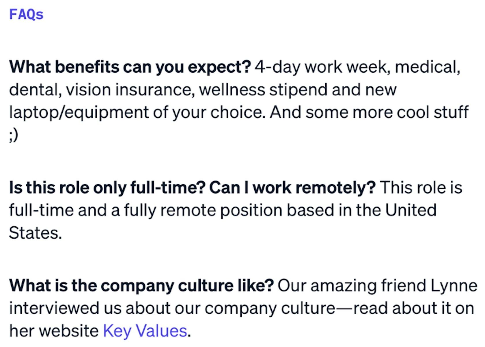 monograph customer success specialist job description
