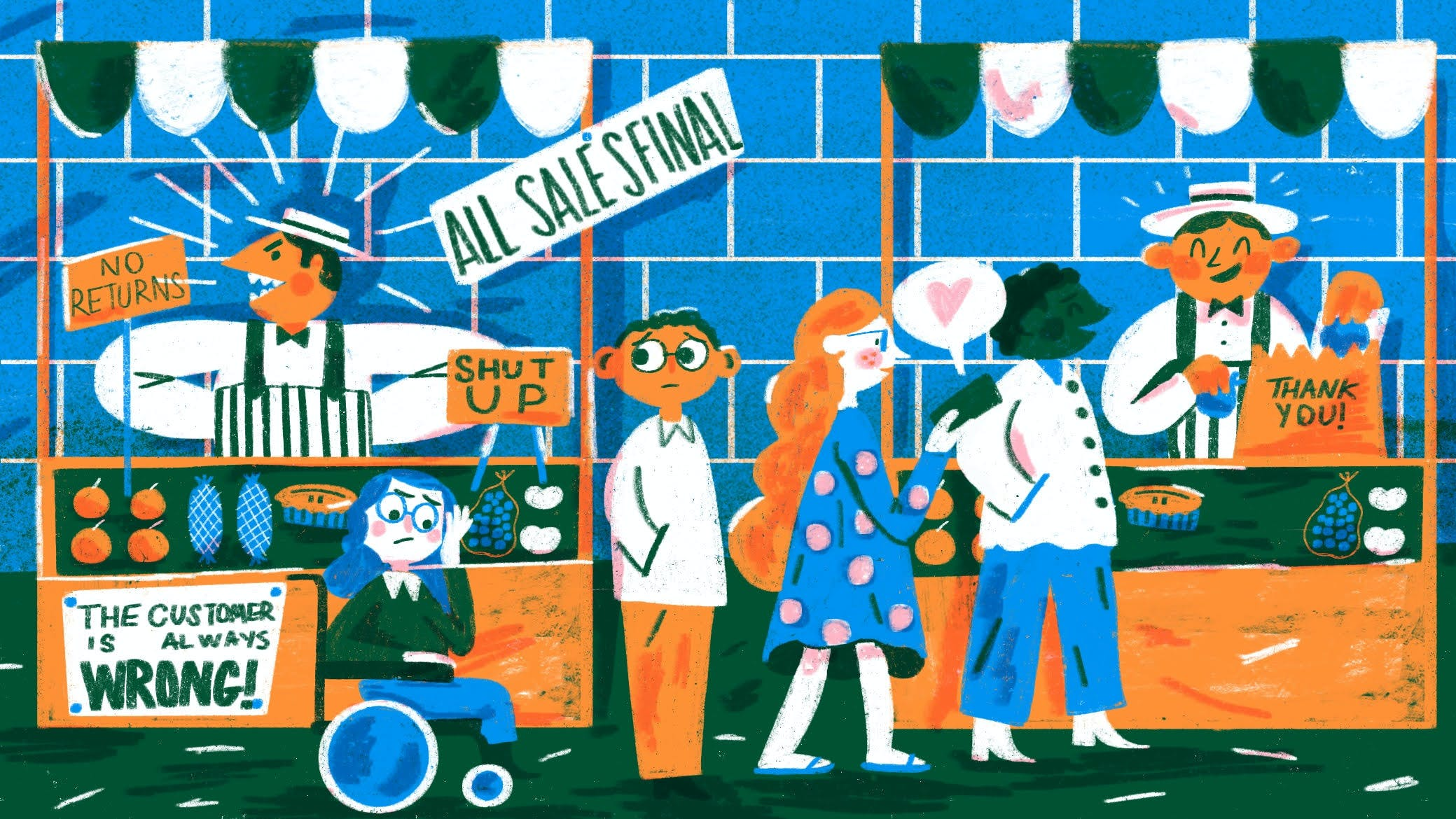 Illustration by Sonny Ross