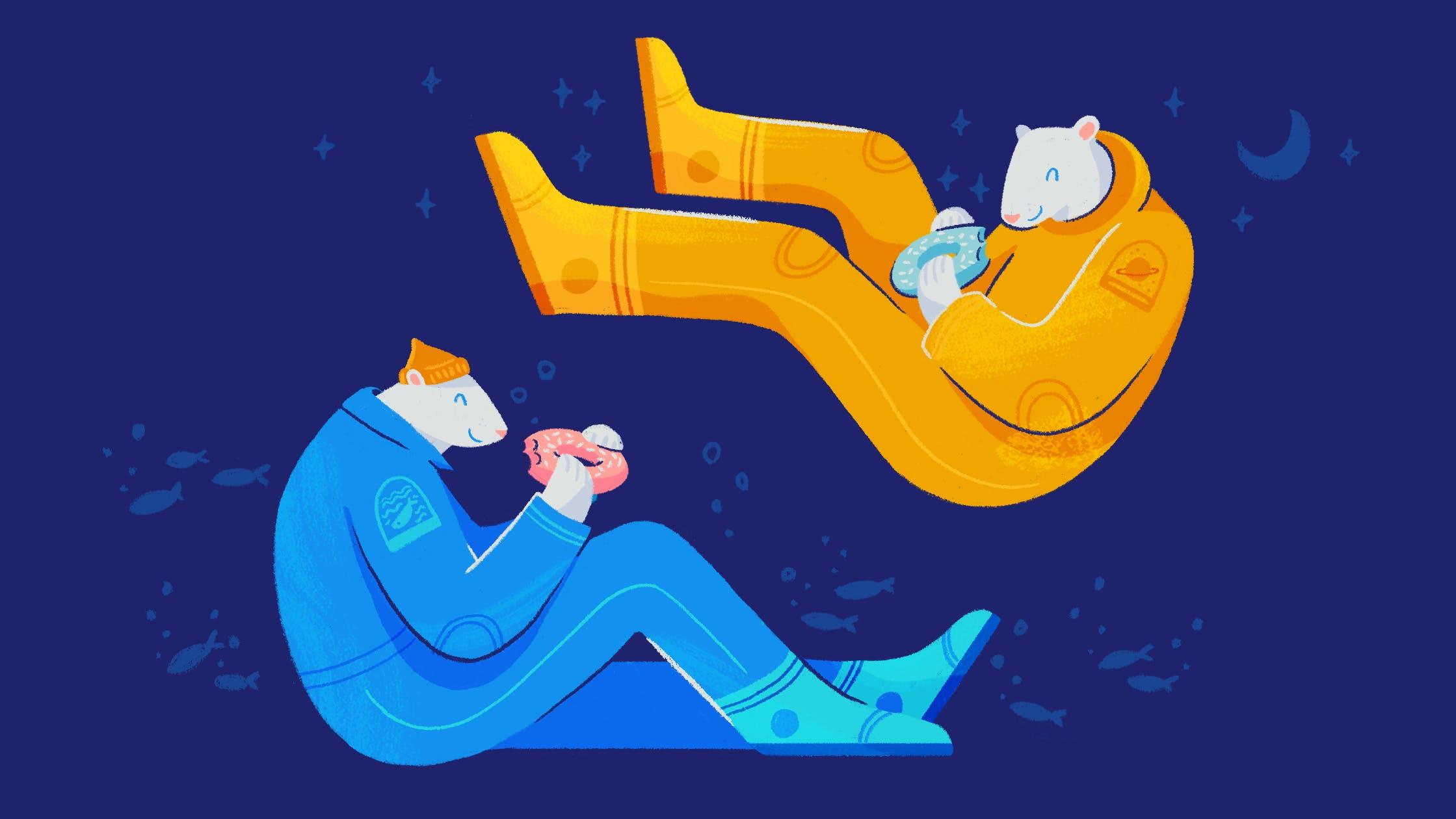 Illustration by Bronwyn Gruet