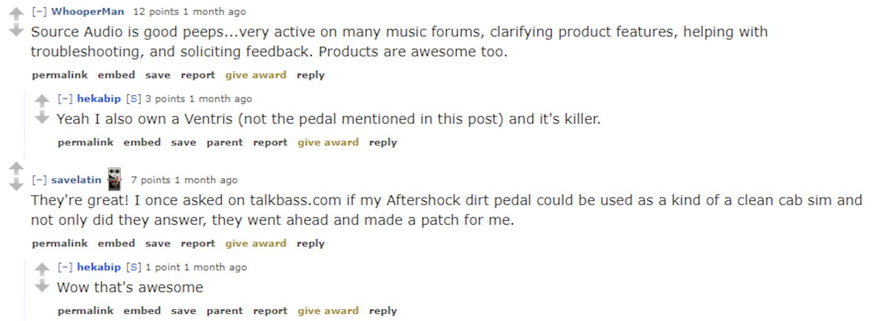 source audio customer experience