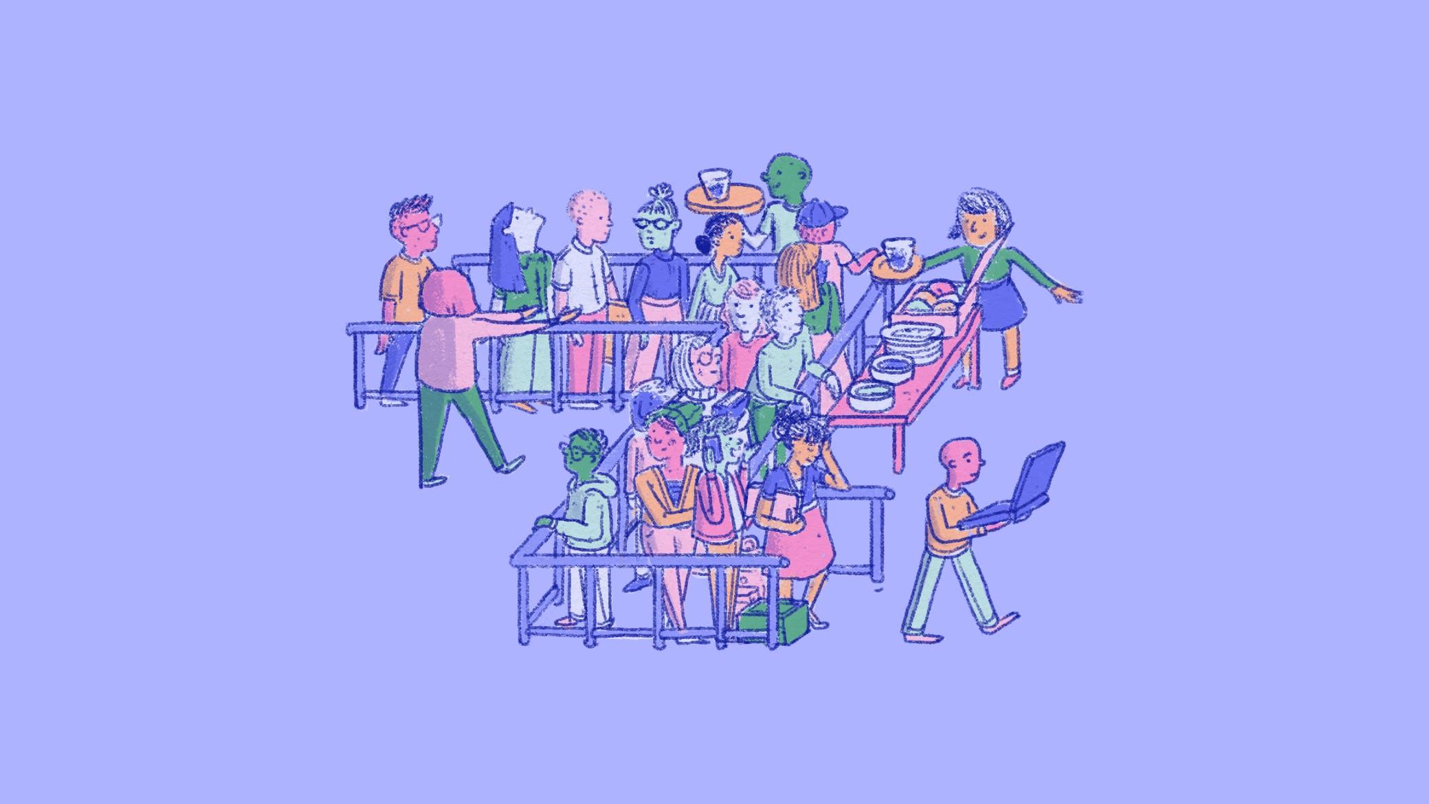 Illustration by Meredith Miotke